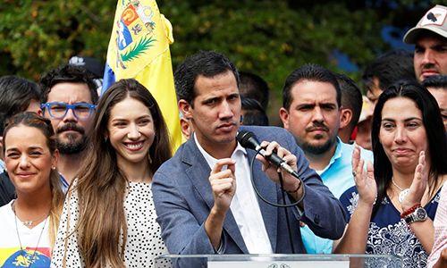 Tổng thống Venezuela sẵn sàng đàm phán với phe đối lập để giải quyết khủng hoảng chính trị - Ảnh 2