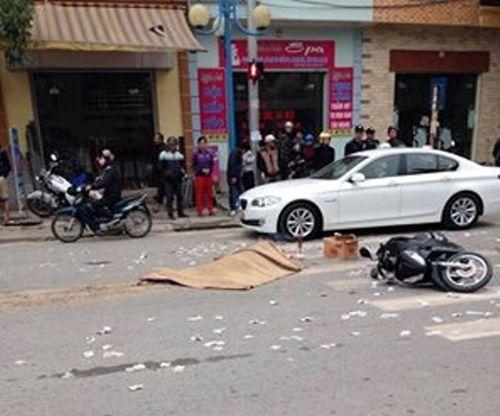 Xót xa những vụ tai nạn thảm khốc do ô tô đâm lao vào người đứng chờ đèn đỏ - Ảnh 6