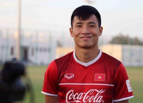 Asian Cup 2019: Trung vệ Bùi Tiến Dũng bất ngờ hé lộ mục tiêu ban đầu của thầy trò HLV Park Hang-seo  - Ảnh 1