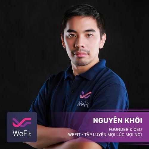 """""""Startup của năm"""" WeFit gọi vốn thành công 1 triệu đô từ CyberAgent Capital - Ảnh 3"""