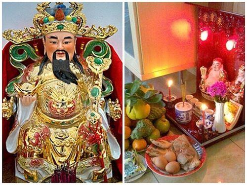 Nguồn gốc và ý nghĩa của tục thờ Thần Tài tại Việt Nam - Ảnh 1