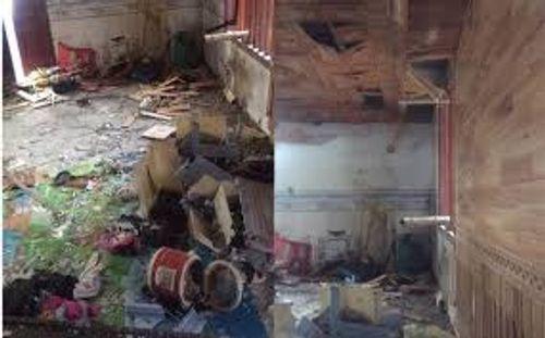 Thanh Hóa: 9 người thoát chết trong vụ nổ mìn tại nhà dân - Ảnh 1