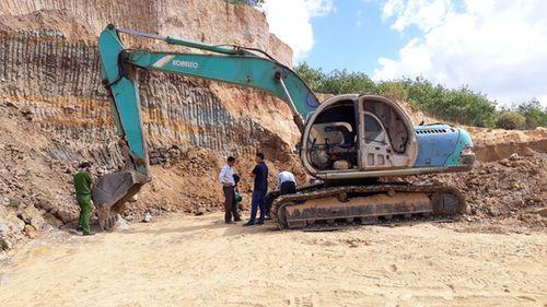 Phóng viên VTV bị hành hung ở Kon Tum: Hé lộ việc khai thác khoáng sản trái phép - Ảnh 1