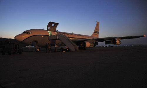 Không quân Mỹ tiến hành bay giám sát qua Nga theo Hiệp ước Bầu trời mở - Ảnh 1