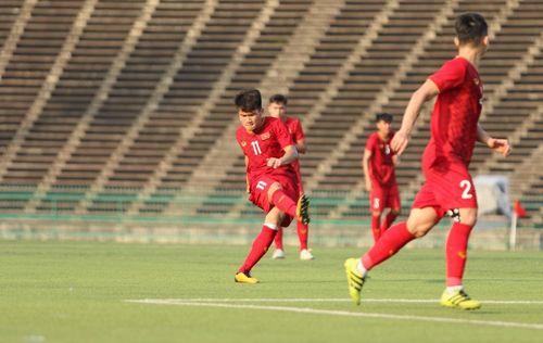 Indonesia trở thành đối thủ của Việt Nam ở bán kết U22 Đông Nam Á - Ảnh 1