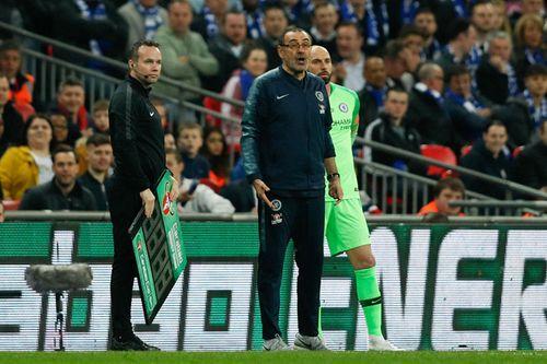 Thủ môn Kepa bào chữa việc chống đối HLV sau khi để thua Man City - Ảnh 3