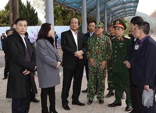 Truyền thông trong nước và quốc tế đổ dồn về ga Đồng Đăng đón ông Kim Jong-un - Ảnh 1