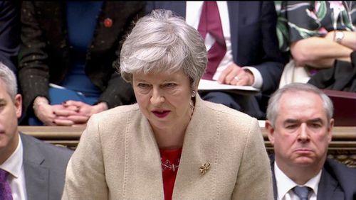 Thủ tướng Anh thất vọng khi quốc hội bác bỏ Brexit lần thứ 3 - Ảnh 1