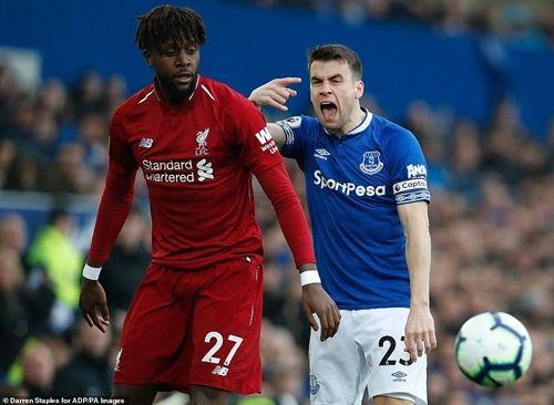 Bất ngờ hòa trước Everton, Liverpool mất ngôi đầu bảng - Ảnh 2