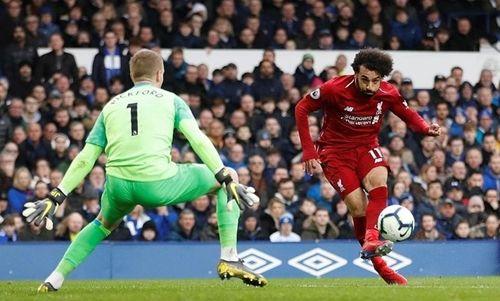Bất ngờ hòa trước Everton, Liverpool mất ngôi đầu bảng - Ảnh 3