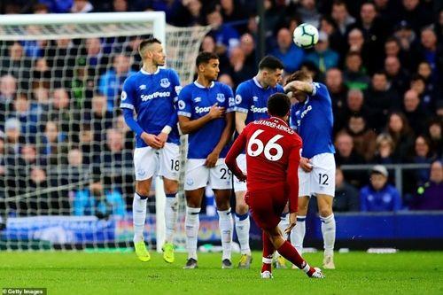 Bất ngờ hòa trước Everton, Liverpool mất ngôi đầu bảng - Ảnh 4