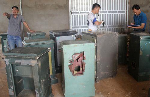 """""""Siêu trộm"""" hơn 100 két sắt tại Lâm Đông chuẩn bị hầu tòa - Ảnh 2"""