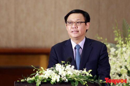 Phó Thủ tướng Vương Đình Huệ kêu gọi ủng hộ đồng bào miền Trung - Ảnh 1