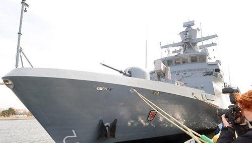 Đức sắm thêm tàu hộ tống, gửi 'tín hiệu' tới Nga - Ảnh 1