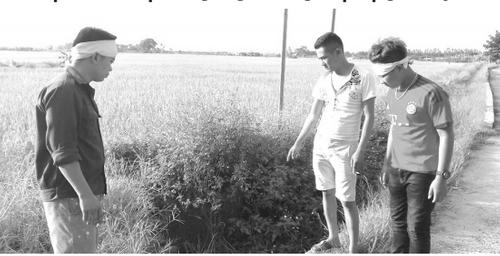 Hà Nội: Nam thanh niên bị đâm chết trên đoạn đường vắng - Ảnh 1