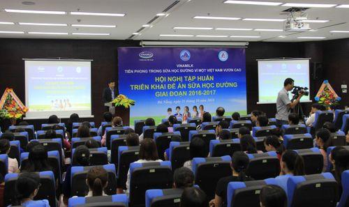 Vinamilk tiên phong trong sữa học đường, vì một Việt Nam vươn cao - Ảnh 4