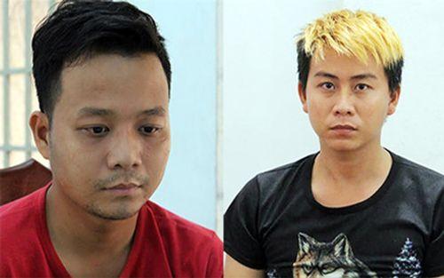 Hai mỹ nam dàn cảnh gây 15 vụ cướp tài sản người đồng tính - Ảnh 1
