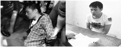 Tạm giữ tên cướp dùng dao khống chế cháu bé 6 tuổi để tống tiền - Ảnh 1