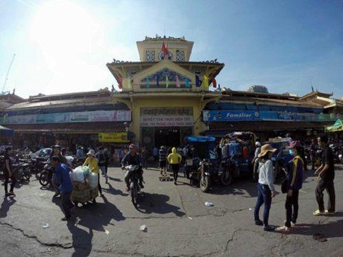 Chợ 90 tuổi ở TP HCM chính thức đóng cửa - Ảnh 1