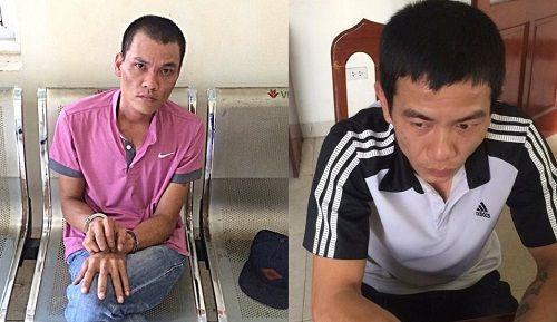 CSGT liên tiếp bắt giữ 2 đối tượng mang ma túy trong người - Ảnh 1