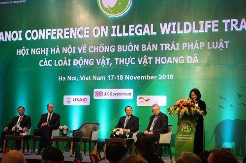 Chống buôn bán động vật, thực vật hoang dã cần sự chung tay của nhiều tổ chức - Ảnh 1