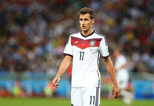 Miroslav Klose - cây săn bàn vĩ đại World Cup giải nghệ - Ảnh 1