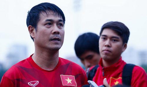 HLV Hữu Thắng: 'ĐT Việt Nam không phụ thuộc vào bất cứ cá nhân nào' - Ảnh 1
