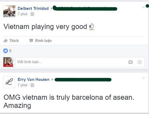 NHM Đông Nam Á ấn tượng, ví Việt Nam như Barcelona - Ảnh 1
