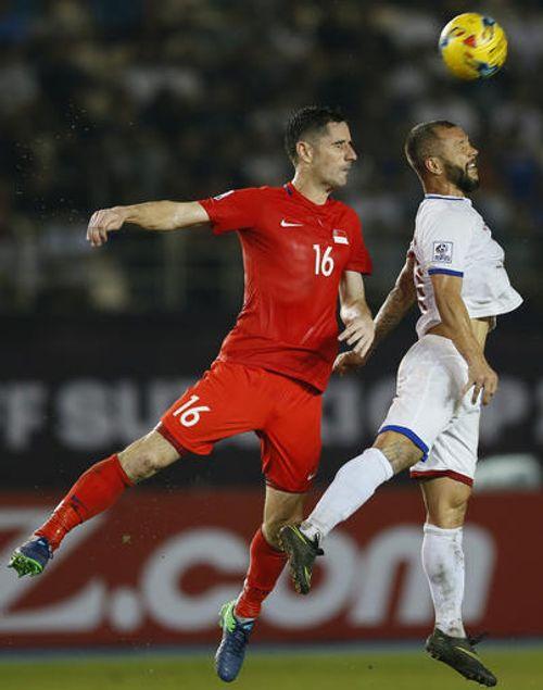 Đội hình tiêu biểu lượt đầu tiên vòng bảng AFF Cup 2016 - Ảnh 1