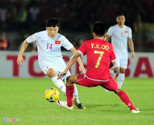 Xuân Trường nhận 'liều doping' ý nghĩa trước trận gặp Malaysia - Ảnh 1