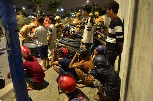 Đập tan kế hoạch 'bão đêm' của gần 200 quái xế Sài Gòn - Ảnh 1