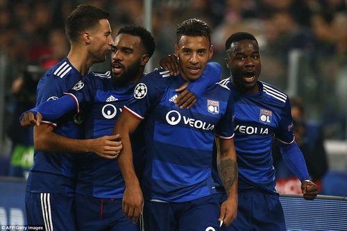 """Juventus 1-1 Lyon: """"Bà đầm già"""" chưa thể đi tiếp - Ảnh 2"""