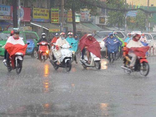 Dự báo thời tiết hôm nay 16/12: Mưa lớn diện rộng ở Trung Bộ - Ảnh 1