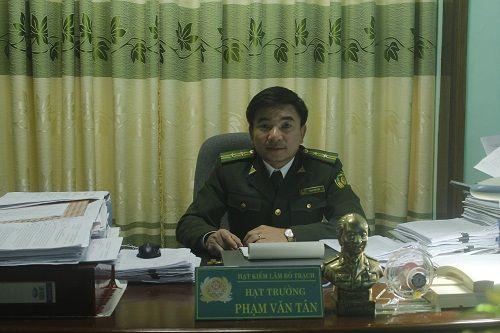 Hạt kiểm lâm Bố Trạch xử lý hàng trăm vụ vi phạm lâm luật - Ảnh 1