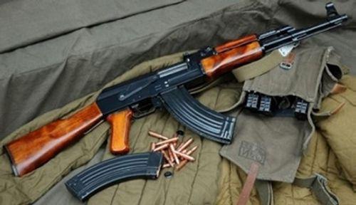 Truy bắt nghi phạm dùng súng AK bắn trọng thương cảnh sát - Ảnh 1