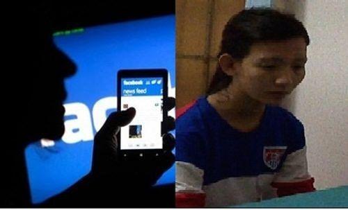 Mâu thuẫn trên Facebook, thiếu nữ 15 tuổi dùng dao đâm bạn trọng thương - Ảnh 1