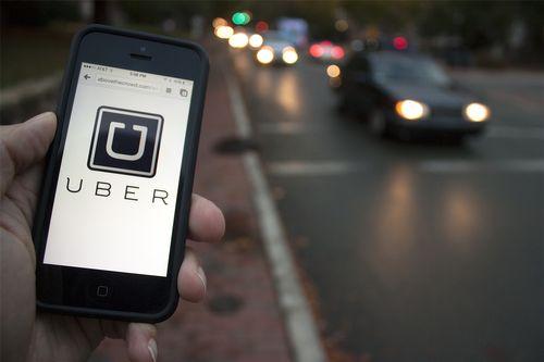 Tài xế Uber dùng muỗng cướp tài sản của thai phụ - Ảnh 1