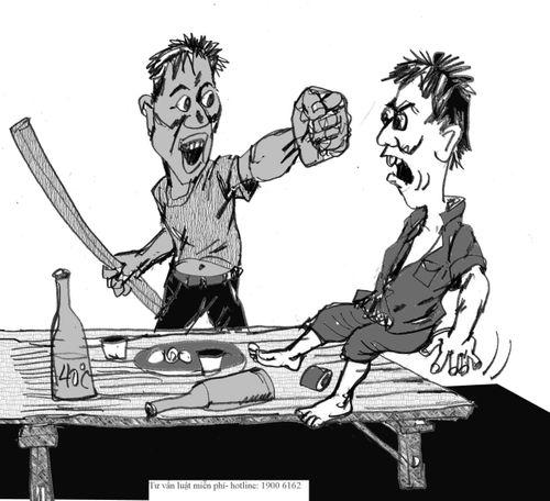 Tội đánh người, bị xử phạt như thế nào là nhẹ nhất? - Ảnh 1