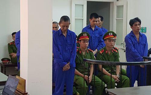 """Dẫn độ nhóm """"hải tặc"""" về Malaysia xét xử - Ảnh 1"""