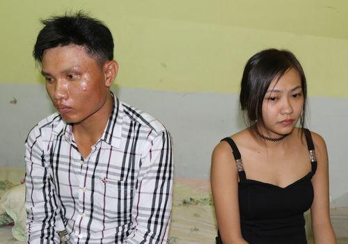 Bắt nhóm nam nữ sử dụng ma túy trong nhà nghỉ - Ảnh 1