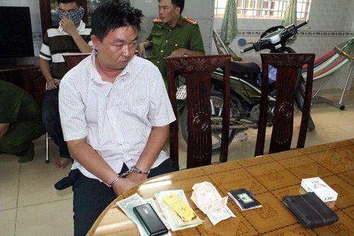 Bắt nguyên Phó chánh Thanh tra giao thông TP Cần Thơ - Ảnh 1