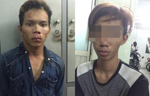Đặc nhiệm Sài Gòn đuổi bắt cướp như phim hành động - Ảnh 1