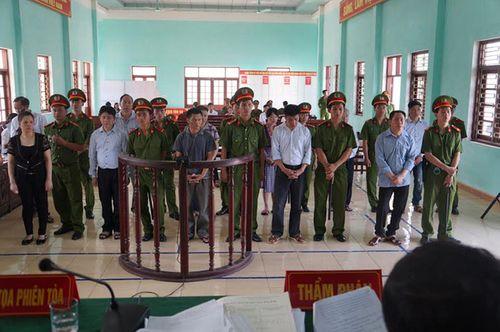 Xét xử lần 3: Đề nghị tử hình Tàng Keangnam cùng 8 bị cáo khác  - Ảnh 1