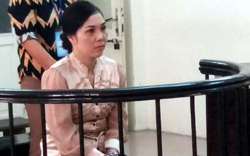 Nữ chuyên viên quận lừa đảo lĩnh 7 năm tù - Ảnh 1