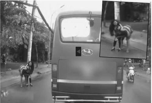 """Chuyện tài xế xe tải giải cứu bé gái nghi bị """"yêu râu xanh"""" sàm sỡ - Ảnh 1"""
