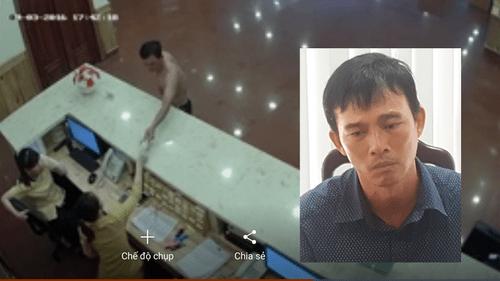"""Đà Nẵng: Bắt """"siêu trộm"""" giả khách du lịch trộm đồ  trong khách sạn  - Ảnh 1"""
