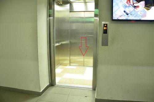 Người xe ôm tử vong do rơi khỏi thang máy tòa nhà Kumho - Ảnh 2