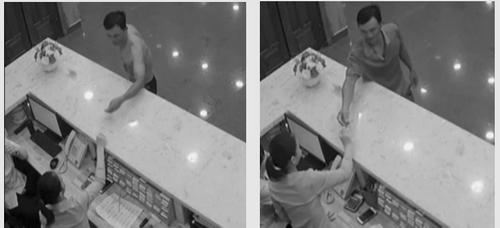 """Nghi vấn lễ tân khách sạn đưa chìa khóa cho """"đạo chích"""" lấy đồ của khách - Ảnh 1"""