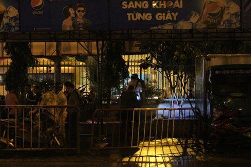 Xác định được nghi can nổ súng ở bến xe Miền Đông - Ảnh 1