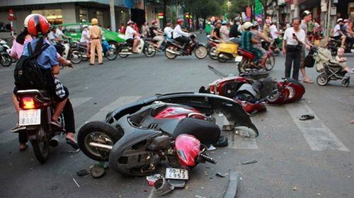 Đánh người gây tai nạn giao thông bị xử phạt như thế nào? - Ảnh 1